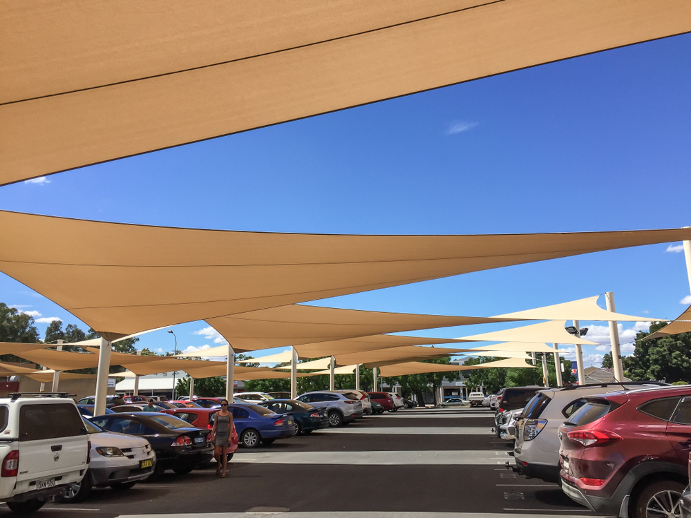 shade sails installations gold coast