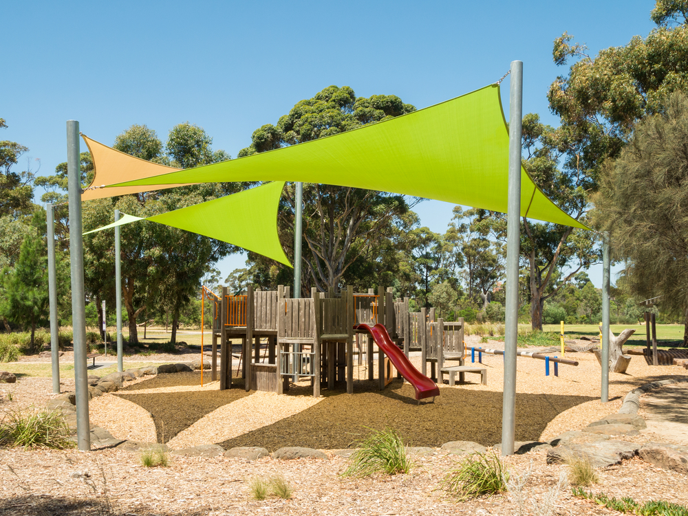 waterproof shade sails gold coast